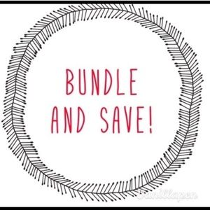 10% Off Bundles Of 3 Or More Items